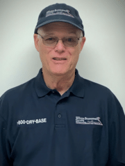 Dennis Osborne from Wilcox Basement Systems