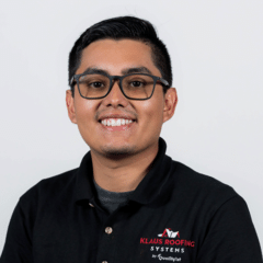 Ezdras Arroyo from Klaus Roofing Systems by Quality 1st