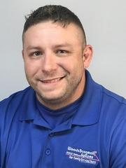 Terry Jordan from Woods Basement Systems, Inc.