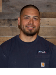 David Santos from Healthy Basement Systems