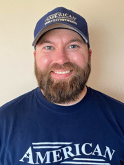 Corey Tollefson from American Waterworks