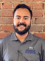 Paul Polanco from Sprague Structural Solutions