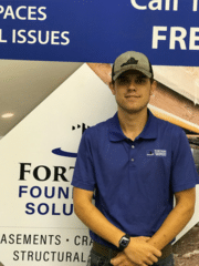 Charlie Evans from Fortress Foundation Solutions