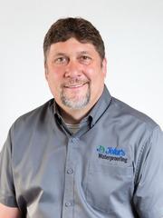 Robin Ekloff from John's Waterproofing