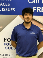 Logan Dail from Fortress Foundation Solutions
