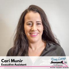 Cari Munir from Doug Lacey's Basement Systems