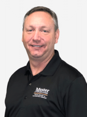 Anthony from Master Services