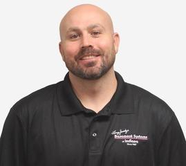 Steve from Basement Systems of Indiana