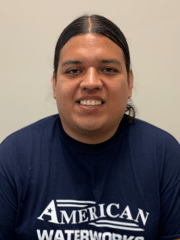 Fredy Mejia from American Waterworks