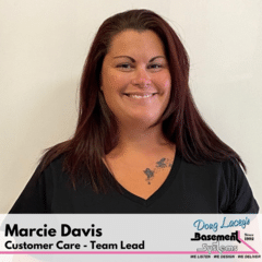 Marcie Davis from Doug Lacey's Basement Systems