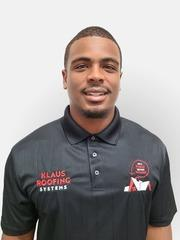 Lamont Martin from Klaus Roofing of Ohio
