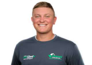 Austin Reed from LeafGuard by Keeney Home Services
