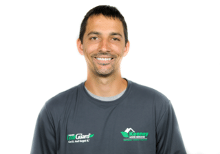 Steven Kaszynski from LeafGuard by Keeney Home Services