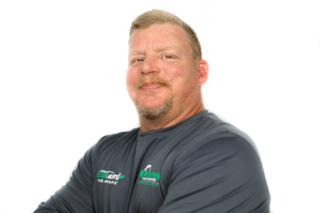 James Frankcia from LeafGuard by Keeney Home Services