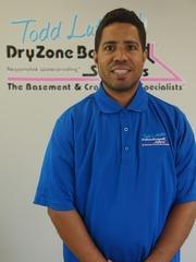 Carlos Rivera-Viruet from DryZone Basement Systems