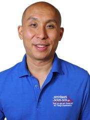 Gary Wang from Systèmes Éconergie