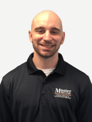 Brad from Master Services