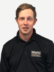 Bryce from Master Services