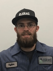 Taylor Braley from Alford Home Solutions