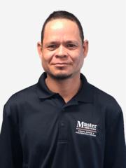 Alfredo from Master Services