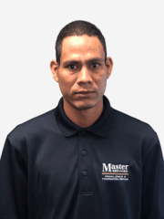 Ruben from Master Services