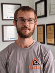 Joseph Wengstrom from Blanket Insulation Services