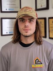 Hunter Doerfler from Blanket Insulation Services
