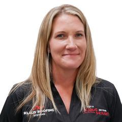 Stephanie Gilmour from Klaus Larsen Roofing of Hudson Valley