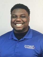 Ja'Quez Roberson from Woods Basement Systems, Inc.