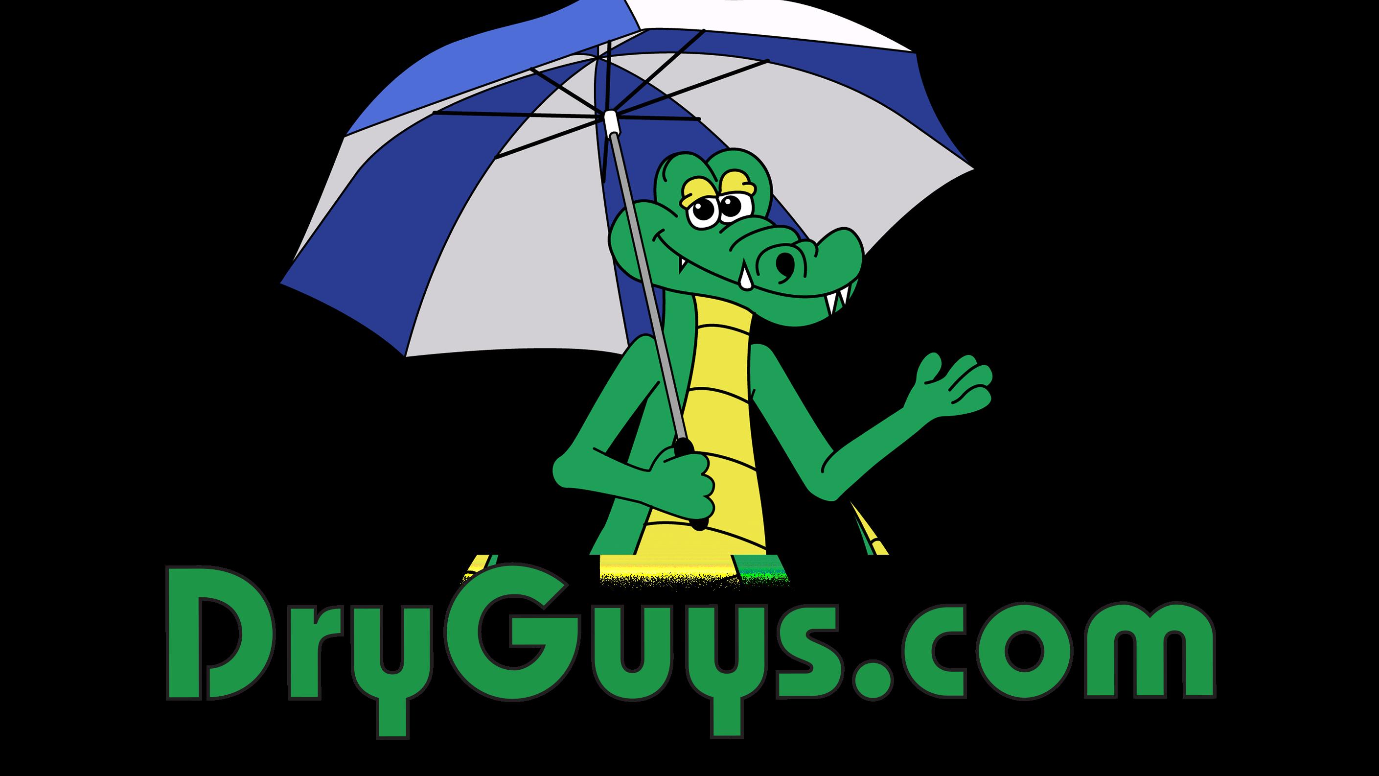 Dry Guys Basement Systems Logo