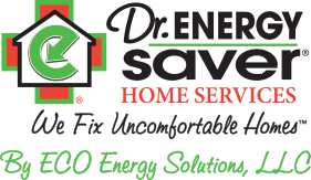 Dr. Energy Saver by Eco Energy Solutions Logo