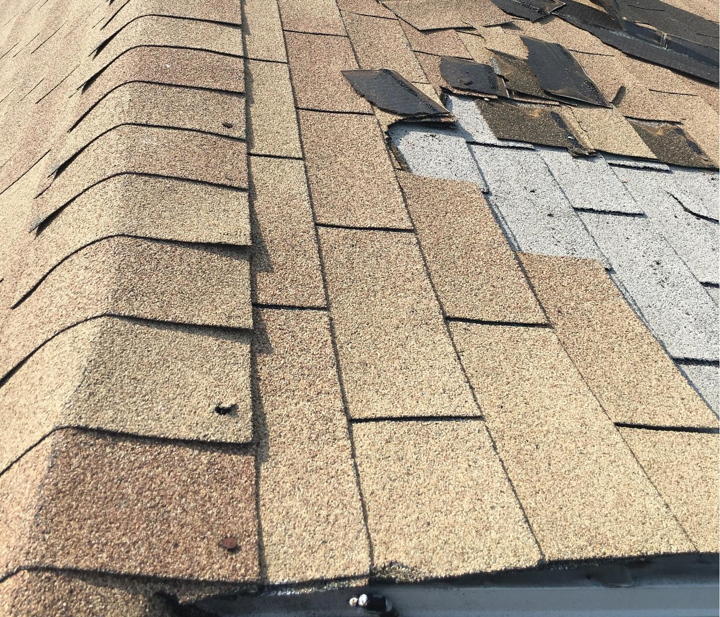 Roof Repair Preparation For Solar Panel Install In