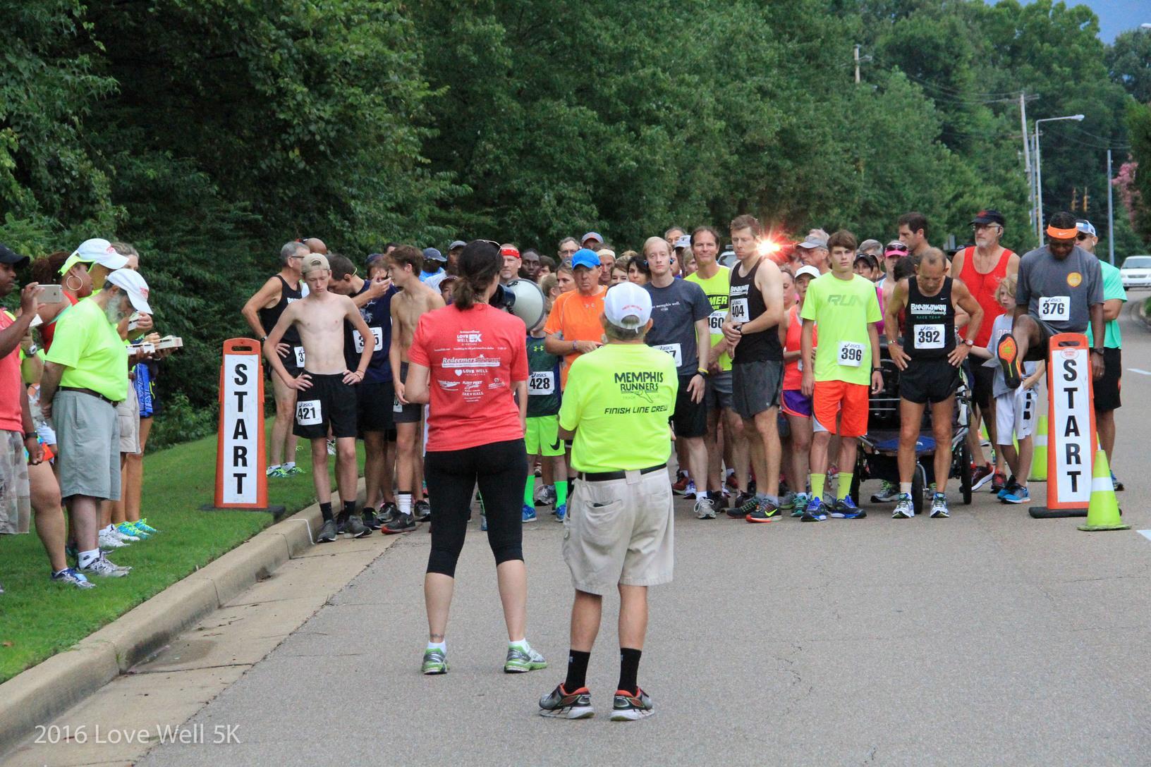 Love Well 5k Runners