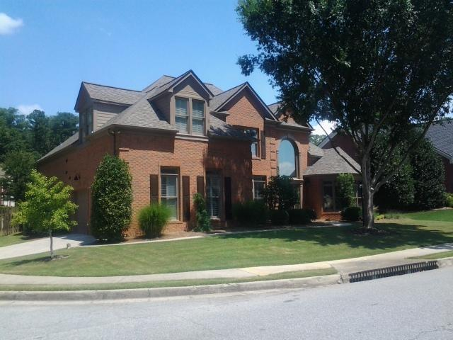 Dunwoody Roof Replacement Due to Storm Damage