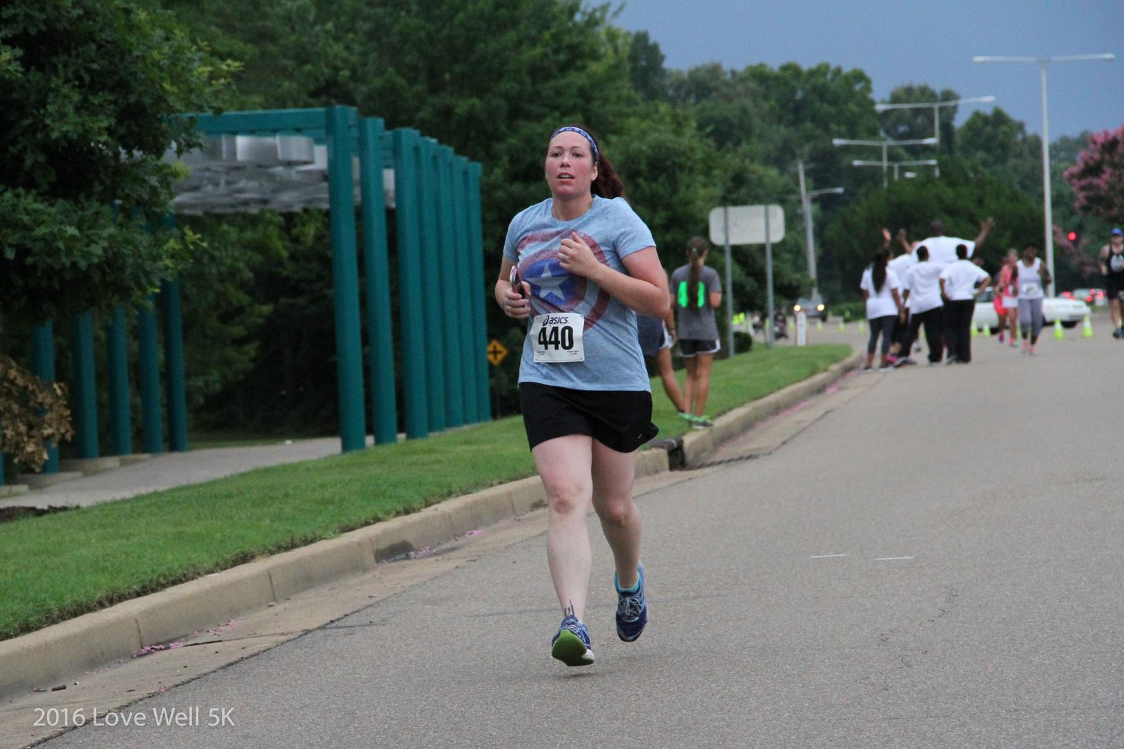 Love Well 5k event 2016