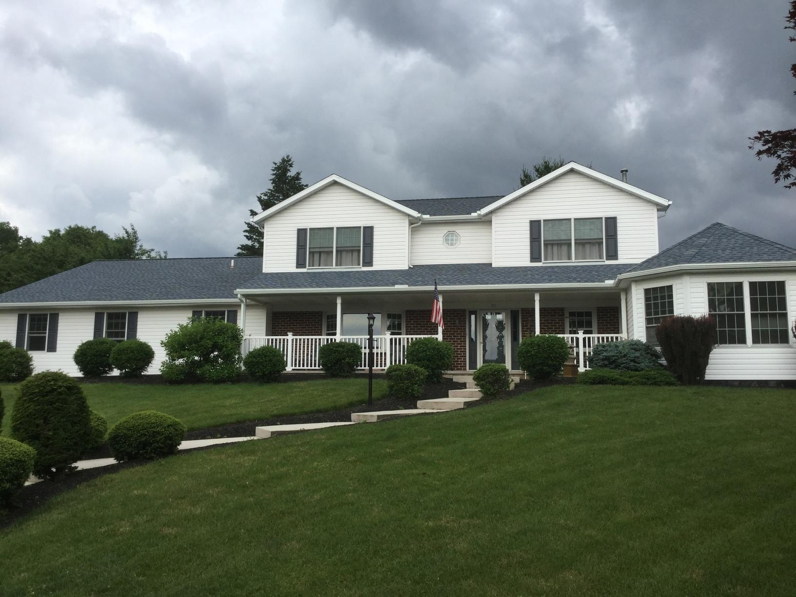 Middle Creek Roofing Roof Replacement
