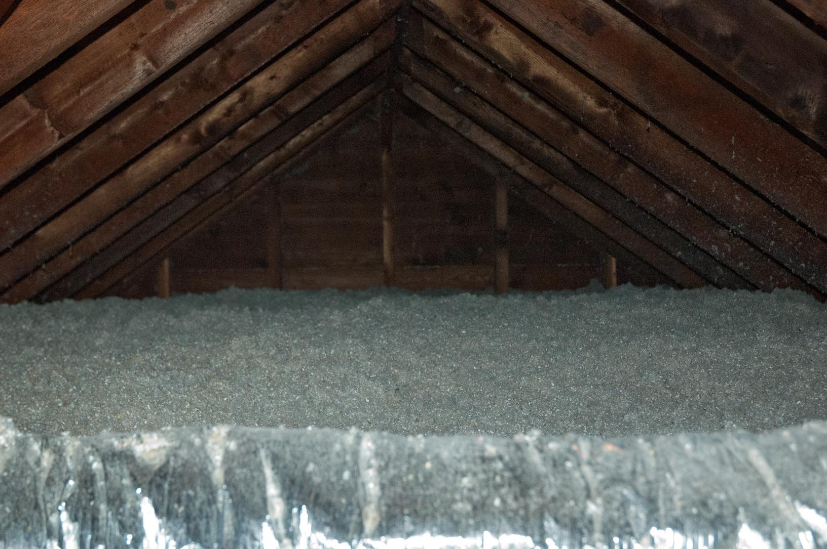 A Fully Insulated Attic