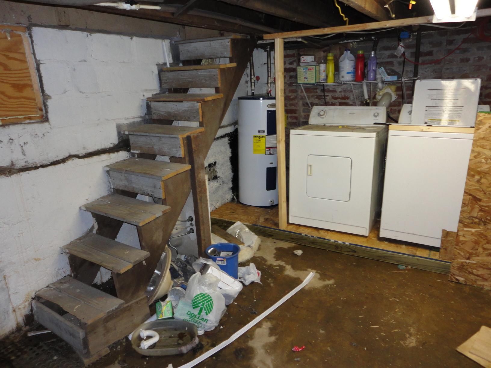 Basement Waterproofing Basement Waterproofing In Parkersburg Wv