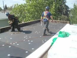 Built-Up Roof System