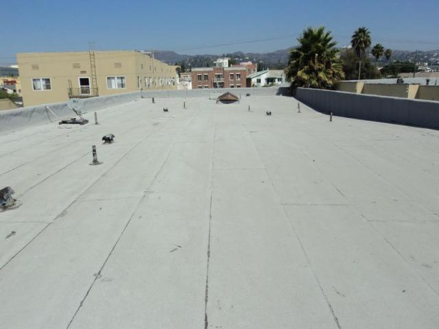 Commercial Roof Pinellas County