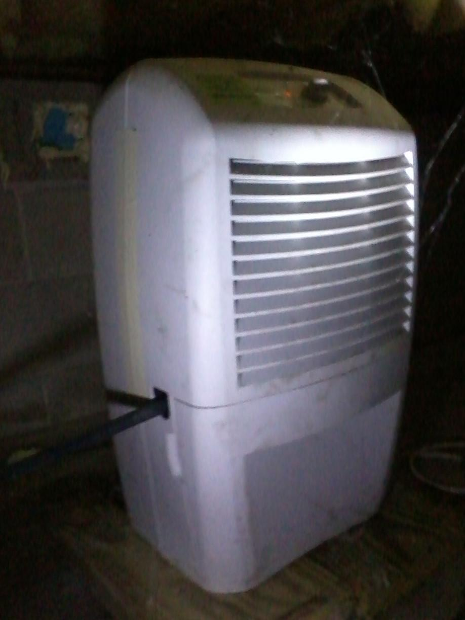 Old Dehumidifier