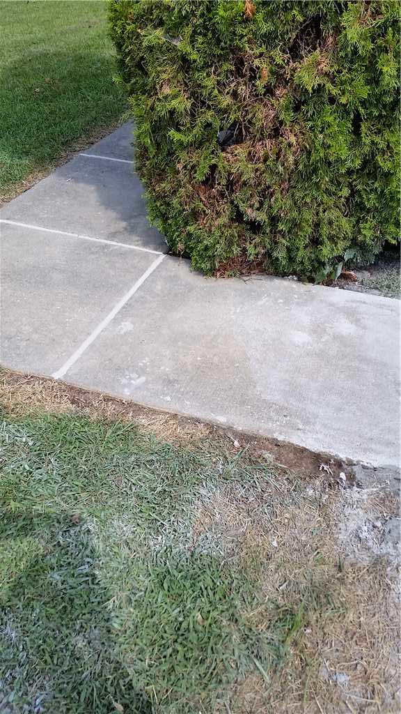 Fixing The Sidewalk in Middletown, DE