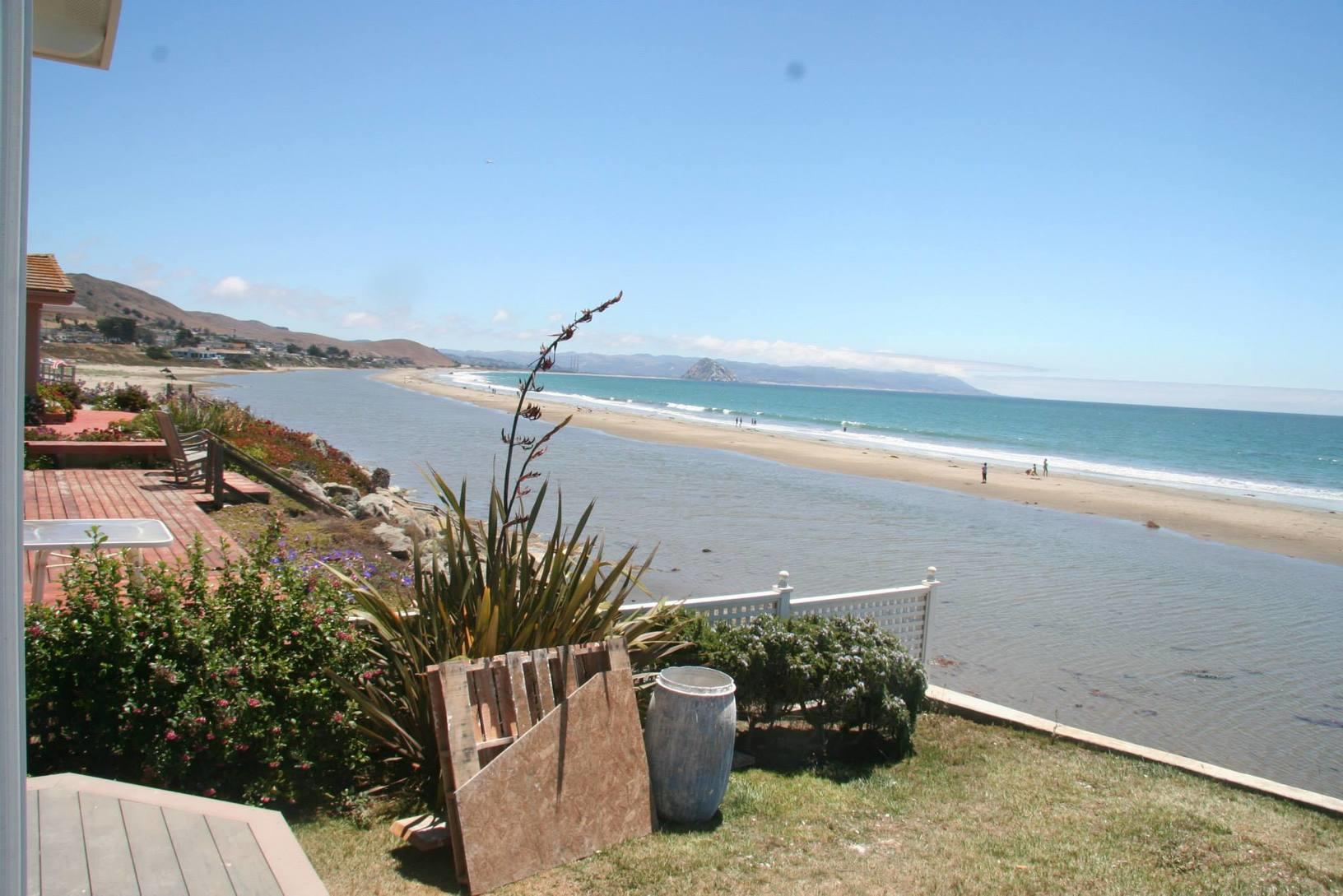 Beachfront Home Remodel in Cayucos, CA - The Ocean View