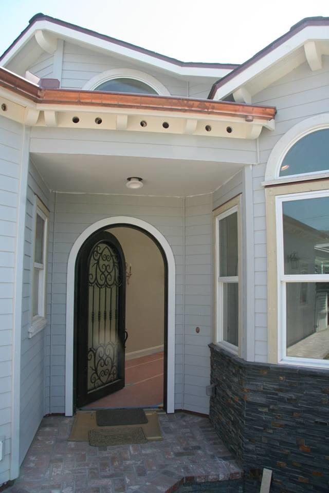 Front Door Replacement Completed in Cayucos