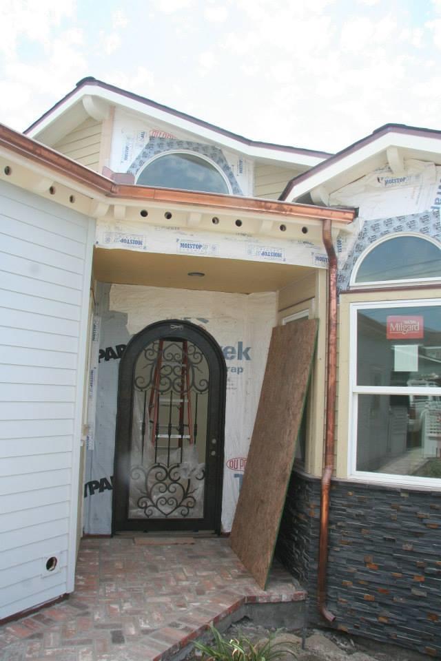 Front Door Installed in Cayucos, CA