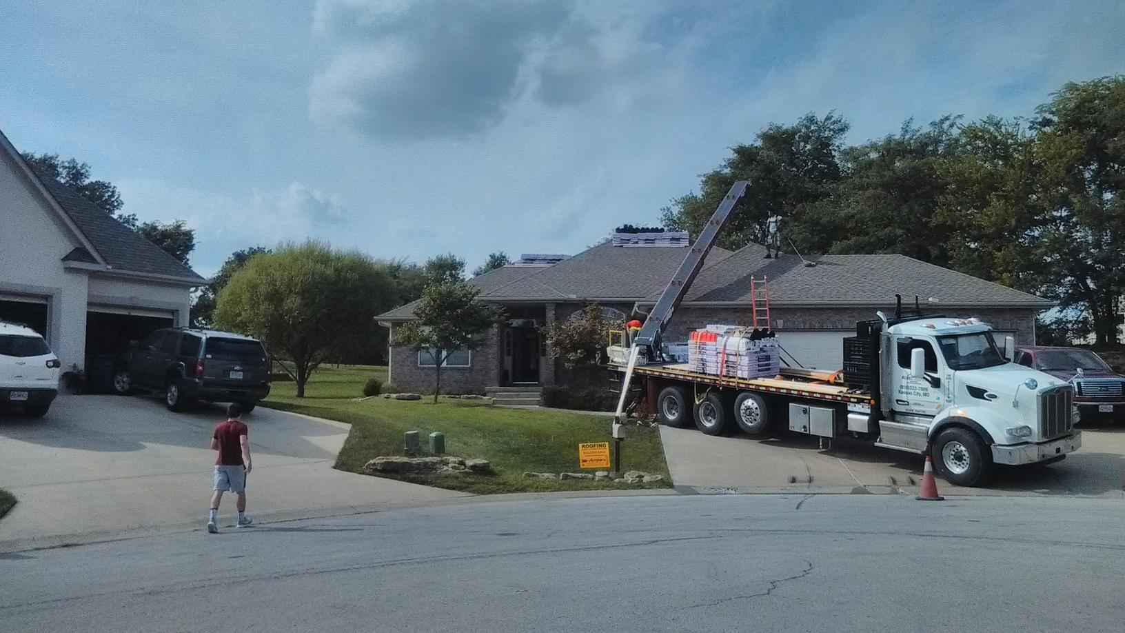 Roof Replacement Roof Replacement In Blue Springs Mo