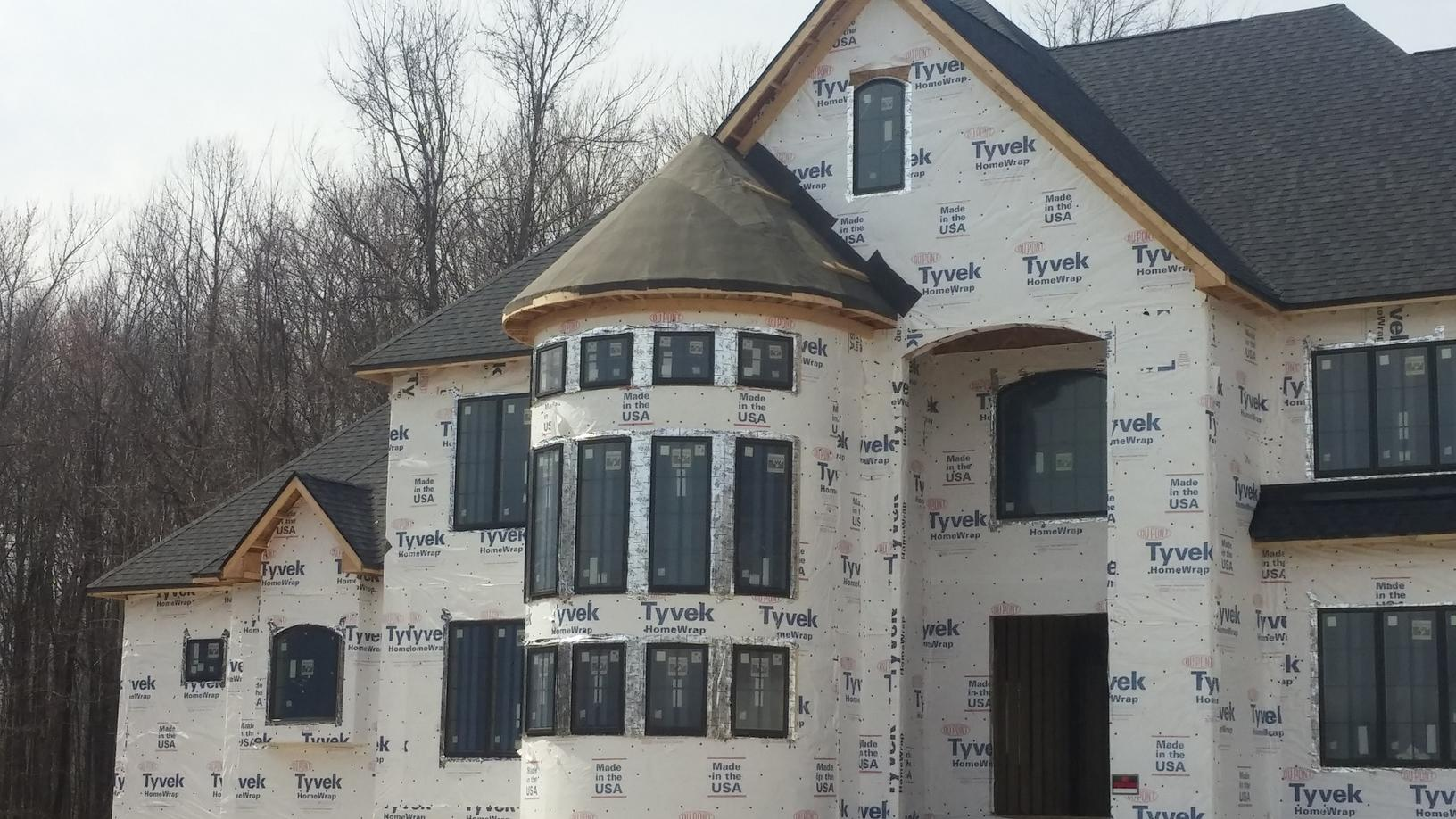 Roof Replacement Standing Seam Metal Roofing