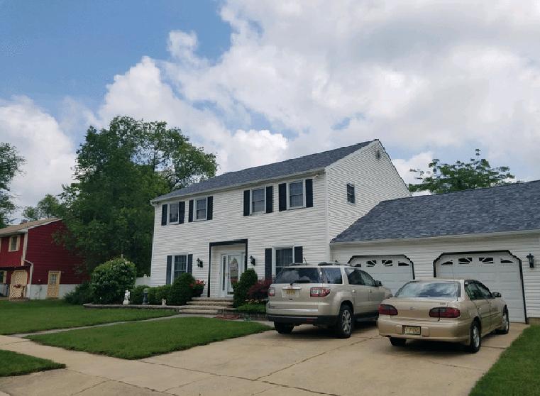 Asphalt Shingle Roof Replacement in Deptford, NJ
