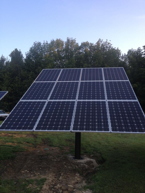 Cincinnatus, NY Solar Power System