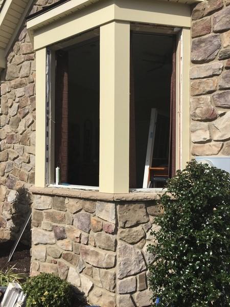 Vinyl Window Replacement in Newtown, Pa
